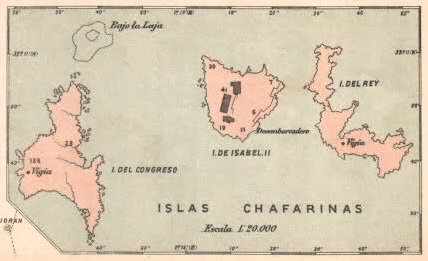 Tha Chafarinas Islands