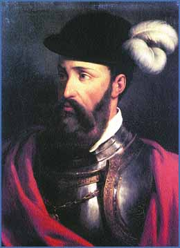 Spanish Wars - Francisco Pizarro