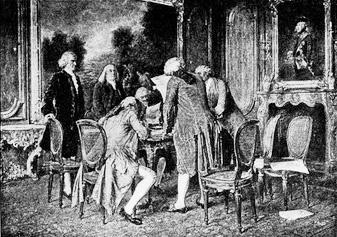 when did the treaty of paris start